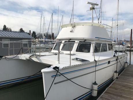 2002 Pdq 34 Power Catamaran