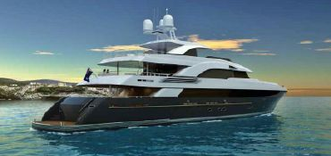 2019 Motor Yacht Trinity