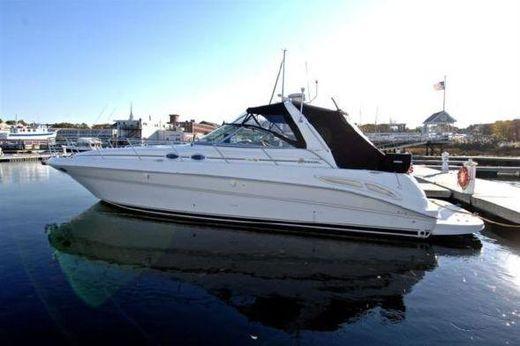 2001 Searay 410 DA