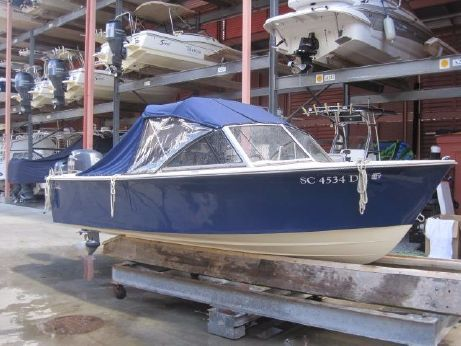 2012 Rossiter 17 Closed Deck Runabout
