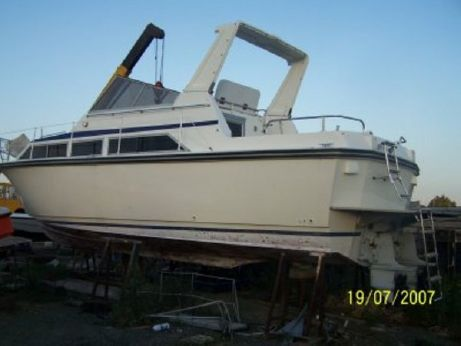 1983 Fairline 32 Phantom
