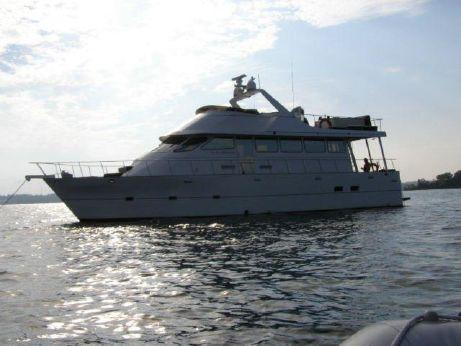 2006 Ocean Venture 60 Motor Yacht