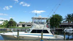 1974 Viking Boats 40 Convertible Business Opp.