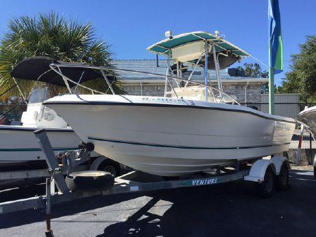 1999 Sea Pro 210 CC
