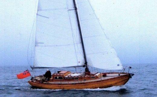 1964 Dee 25 Bermudan Sloop