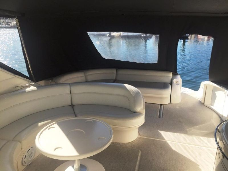 Sea Ray 580 Super Sun Sport Yacht for sale in Marina Del Rey