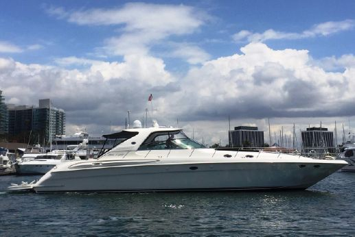 2002 Sea Ray 580 Sun Sport Cruiser