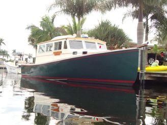 2008 T. Jason Boats Lobster Yacht