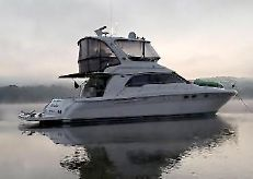2003 Sea Ray 480 Sedan Bridge