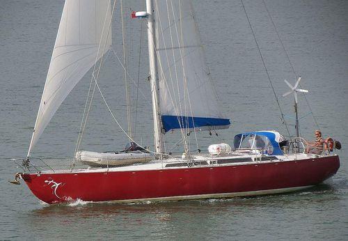 1978 Meridien 47 Cutter