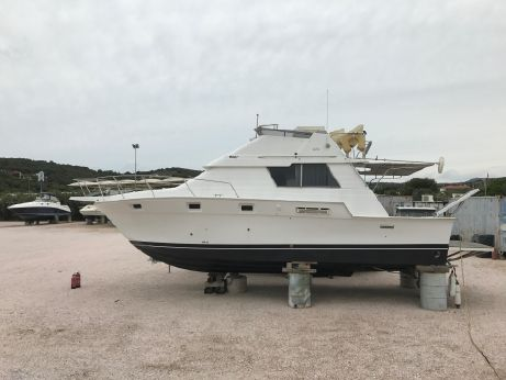 1990 Luhrs 342 FLY