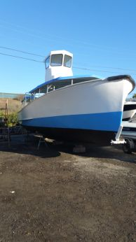 1977 Uniflite MK4 ex-military/whale watching vessel