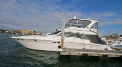 2002 Sea Ray 480 Sedan Bridge