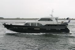 2009 B. Van De Hoven Exclusive 1600 Wheelhouse