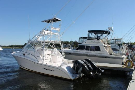 2006 Pro Line 35 Express