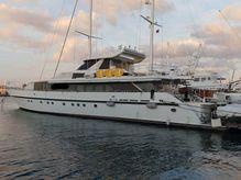 1988 Custom Aluminium superyacht 35M