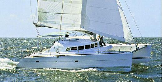 2002 Lagoon 410