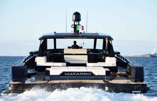 2014 Maori Yachts Maori 78