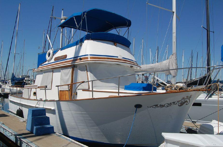 1978 chb 34 trawler