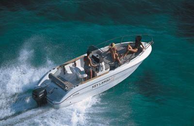2001 Sessa Key Largo 22