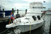 photo of 40' Hatteras 40 Motor Yacht