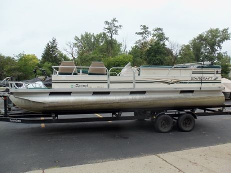 1998 Starcraft 24PONTOON
