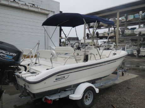 1999 Boston Whaler Dauntless 18