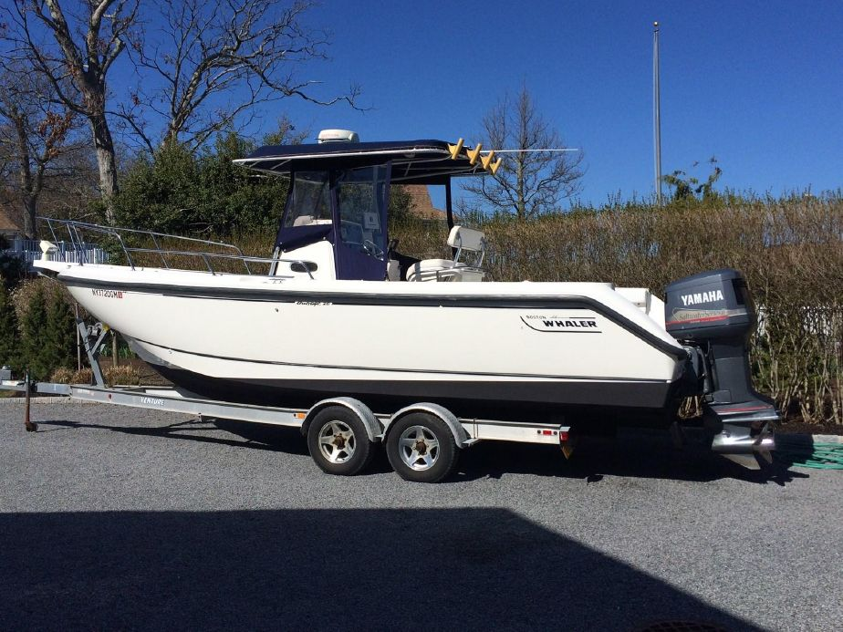 1999 Boston Whaler 26 Outrage Power Boat For Sale - www