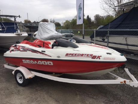 1999 Sea-Doo Speedster - 16'
