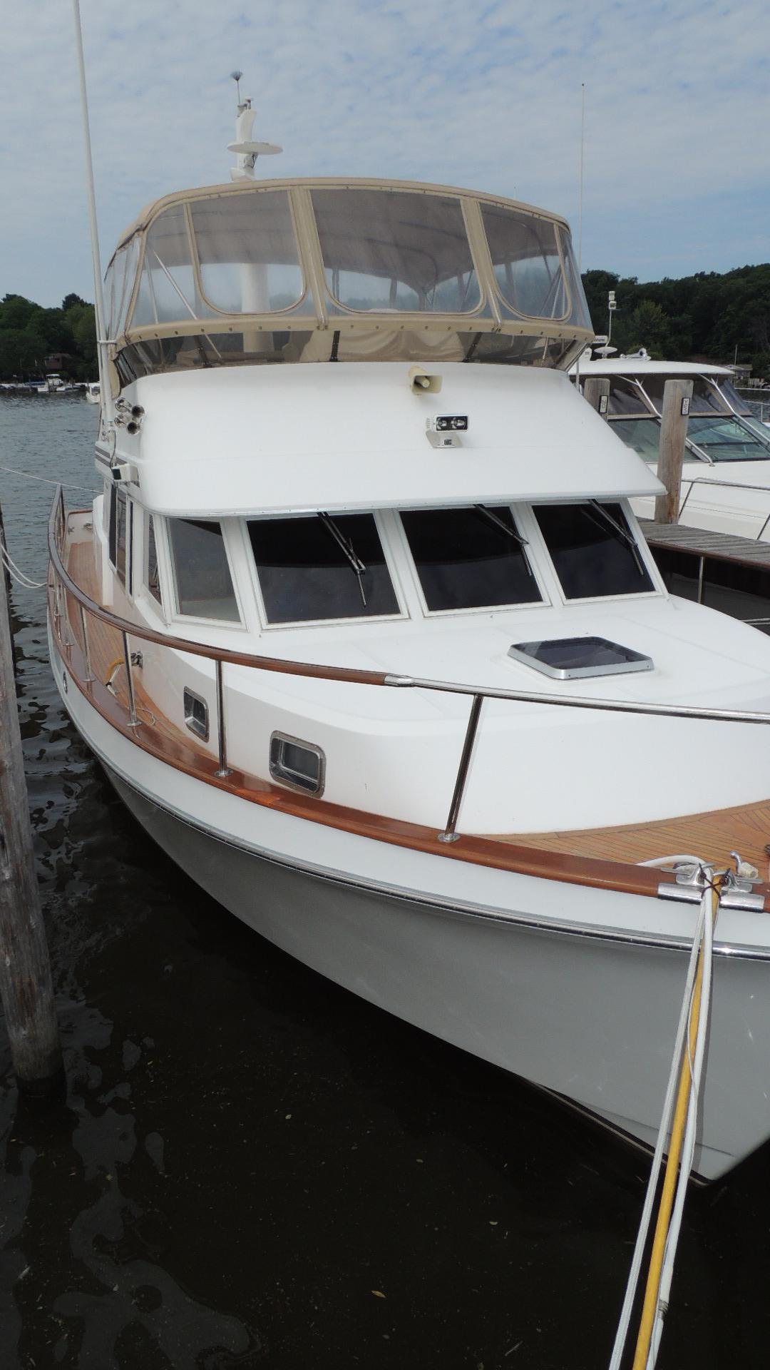 45 ft 1993 ocean alexander 456 classico