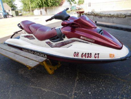 1999 Sea Ark 13 GTX
