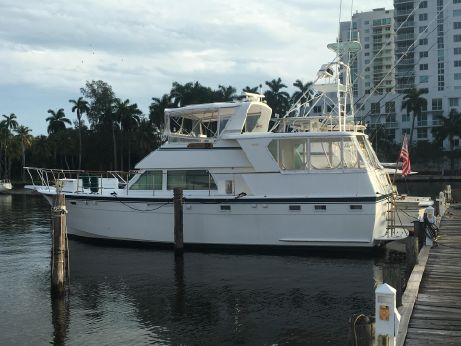 1984 Hatteras 48 Motor Yacht