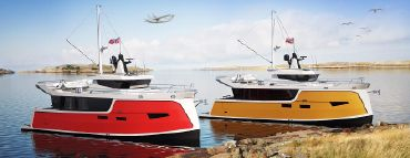 2020 Trondheim Trawler