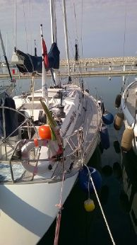 1999 Ferretti Yachts ALTURA 45
