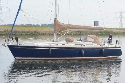 2001 Hanse 401