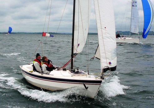 1997 Hawk 20 Day Boat