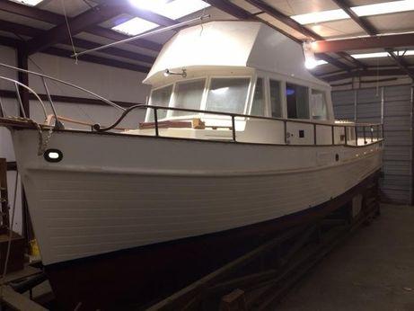 1975 Grand Banks 36 Classic Trawler