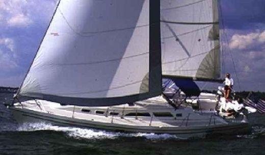 2001 Catalina 38