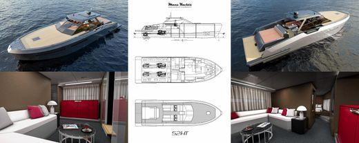 2018 Mazu Yachts 52