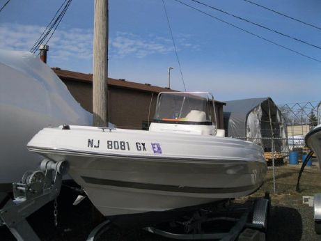 2006 Wellcraft 180 Fisherman