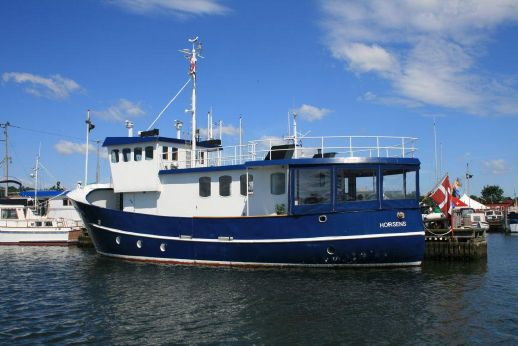 1969 House Boat Evers Werft