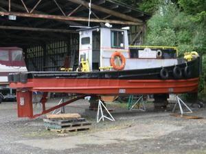 1939 Custom Tug