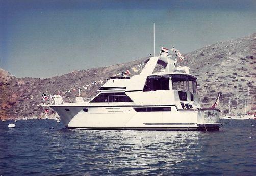 1989 Californian 48 Cockpit Motor Yacht