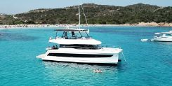 2018 Fountaine Pajot MY 44