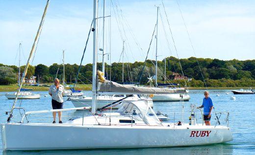 2012 J-Boats J-95 L/K