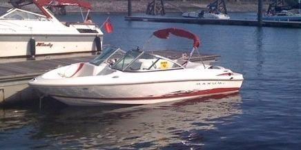 2005 Maxum 1800 MX