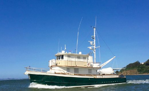 1967 Sutton / Defever Trawler
