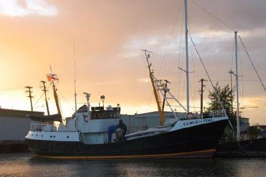 1959 Custom North Sea Expedition Trawler