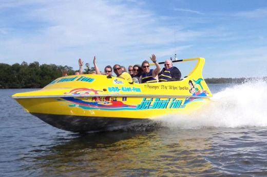 2009 Smoky Mountain Jet Boat 12 Passenger