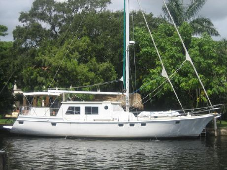 1989 Wellington Pilothouse